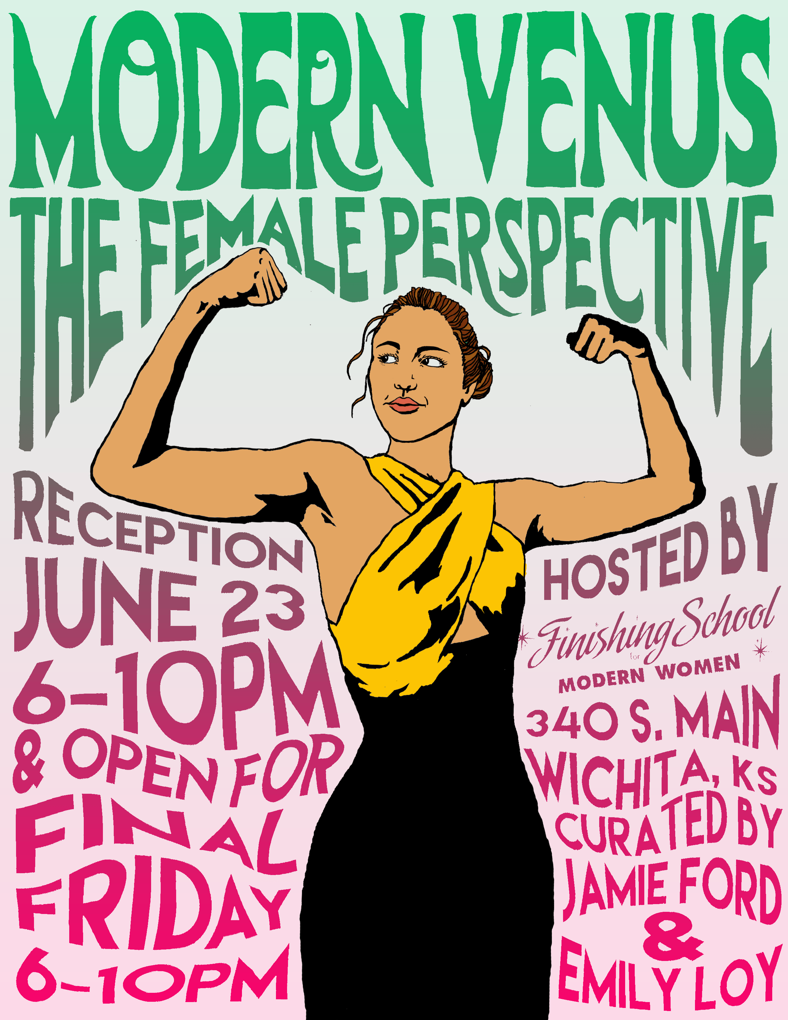 ModernVenus_Poster Final